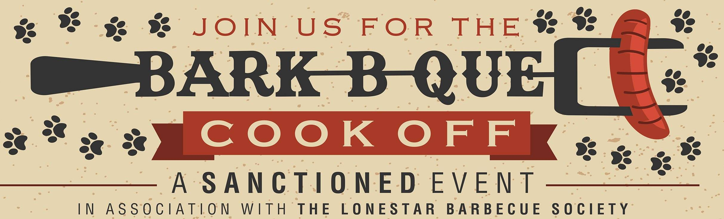 Bark-B-Que Cook Off Vendor Booth fees to help the animals at Taylor Texas shelter